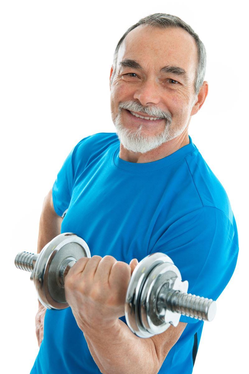 ouderen fitness