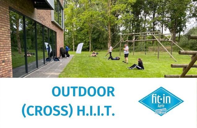 Je kunt met je Fit in Aarle lidmaatschap deelnemen aan jouw outdoor lessen in Beek en Donk
